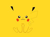 Pikachu Minimalist
