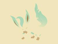 Leafeon Minimalist