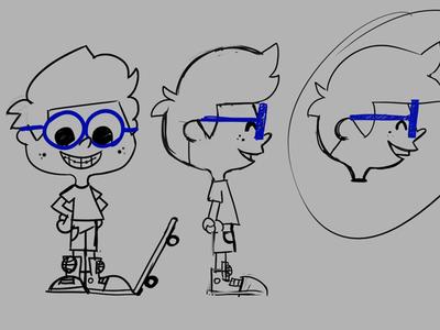 Curso creación de personajes videogame cartoon freak character personaje