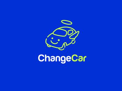 Change Car logo