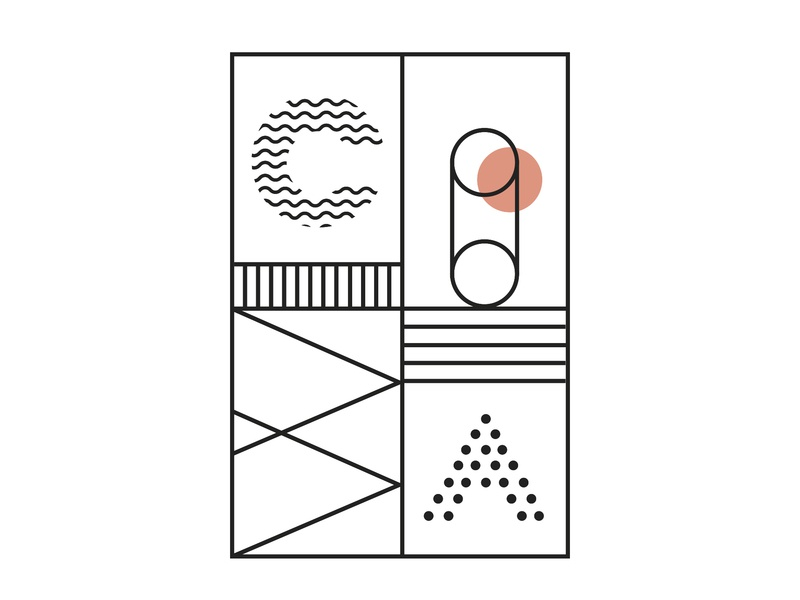 Coba design logo