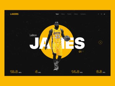 Lakers | LeBron James