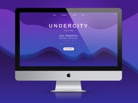 UNDERCITY music festival- website