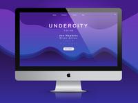 UNDERCITY music festival- website
