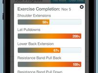 Client App: Progress Screen Overlay v3