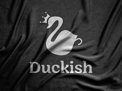 Duck and Queen Logo design concept duckling ducks conceptual logo wild window company logo brand logo business logo creative logo concept concept creative design modern design creative duck modern duck duck king duck modern logo duck minimal logo duck logo