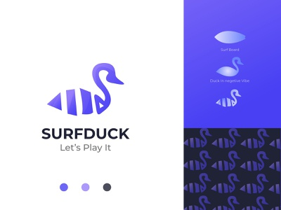 Duck and Surf Board Logo design branding modern logo minimalist logo minimal amdesignspack logo brand logo water jumping play with water water brand identity brand creative logo design minimal surfboard modern surfboard surfboard vector surfboard logo mark surfboard logo surfboard duck logo