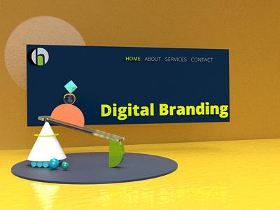 3D Design Social Media Post concept appdesign uiuxdesigner uiuxdesign uxdesign brandingagency branding digitalbranding website web ux ui 3dux 3dui 3d art 3d