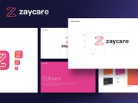 Zaycare Brand Identity