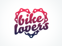 Bike lovers logo