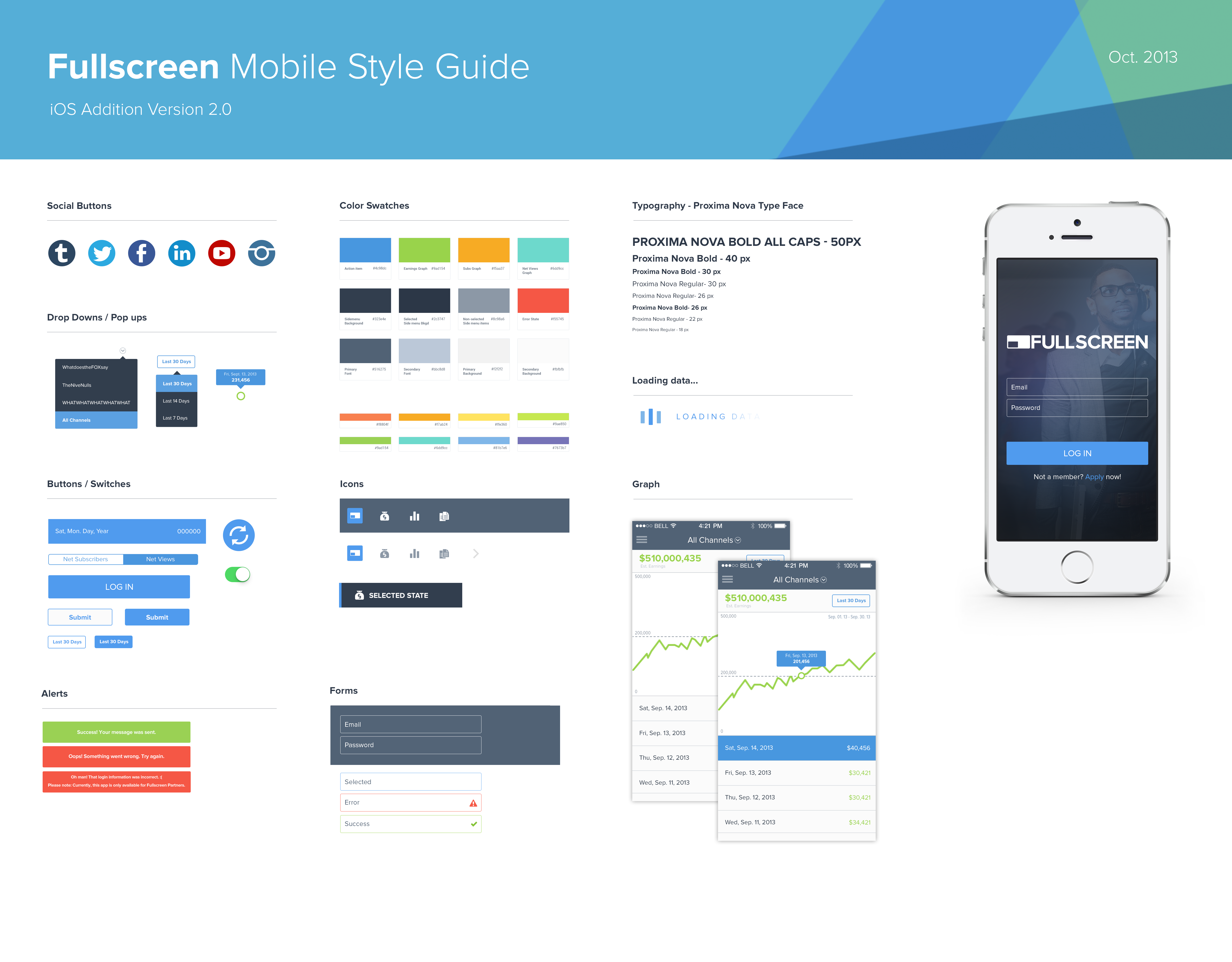 Ios7 mobile style guide