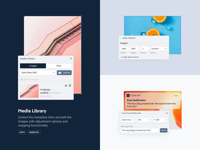 Features — Bondlayer Design webapp productdesign product design clean card design cards ui card tags features page components section product minimalism features blue minimalist minimal desktop design desktop