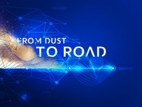 Peugeot avenue - From dust to road