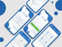 Job Portal Mobile App Design