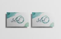 Yoga Logo & Business Card Design