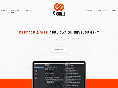 Symm Design agency design development