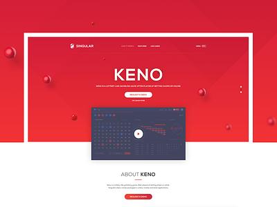 Keno - Casino Game slots slot bingo keno casion