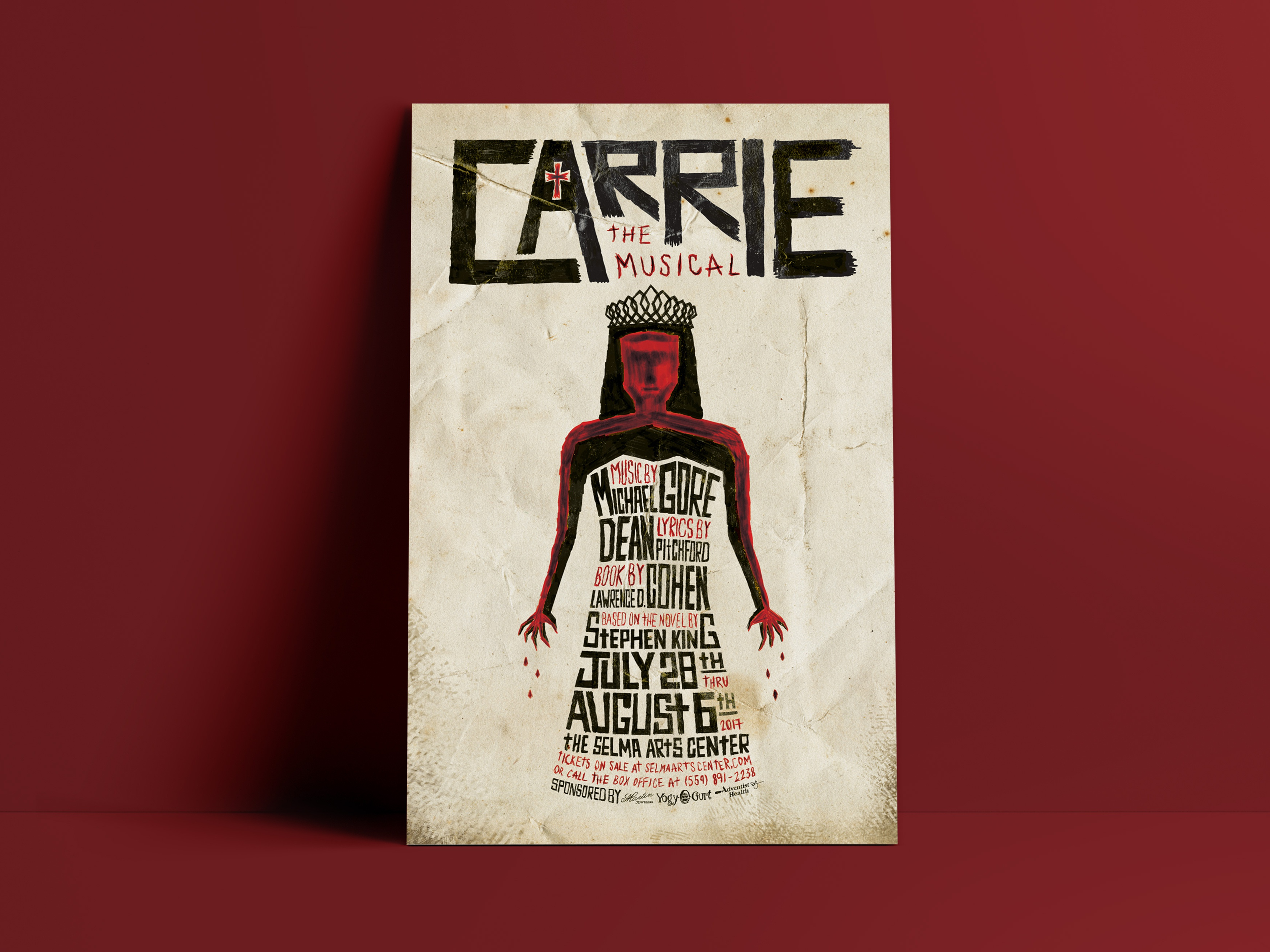 Carrie etsy