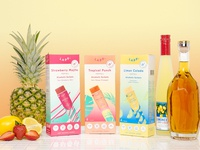 Packagin design and styling