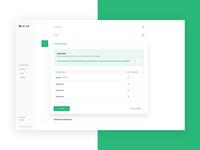 AB Zen - Test Setup responsive mobile dashboard ios design web interface app ux ui