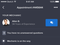 Appointment details 2x