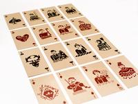 Fogo Island Inn playing cards