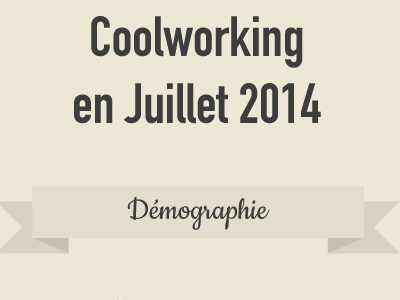 Infographie2014 infographic coworking coolworking