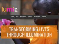 Lumi Responsive Website