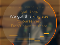 Karaoke App Concept