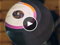 Karaoke App Concept: Press Play