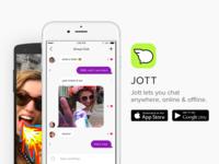Jott Messenger