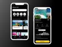 Concept Teleportation App