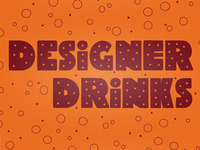Designer Drinks Jan 2017