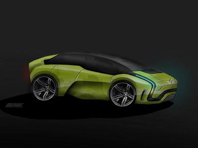 Quick car concept
