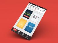 Startup vitamins iOS app