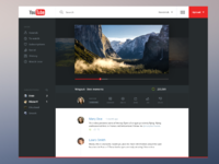 Youtube redesign hd