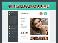 Social website WIP