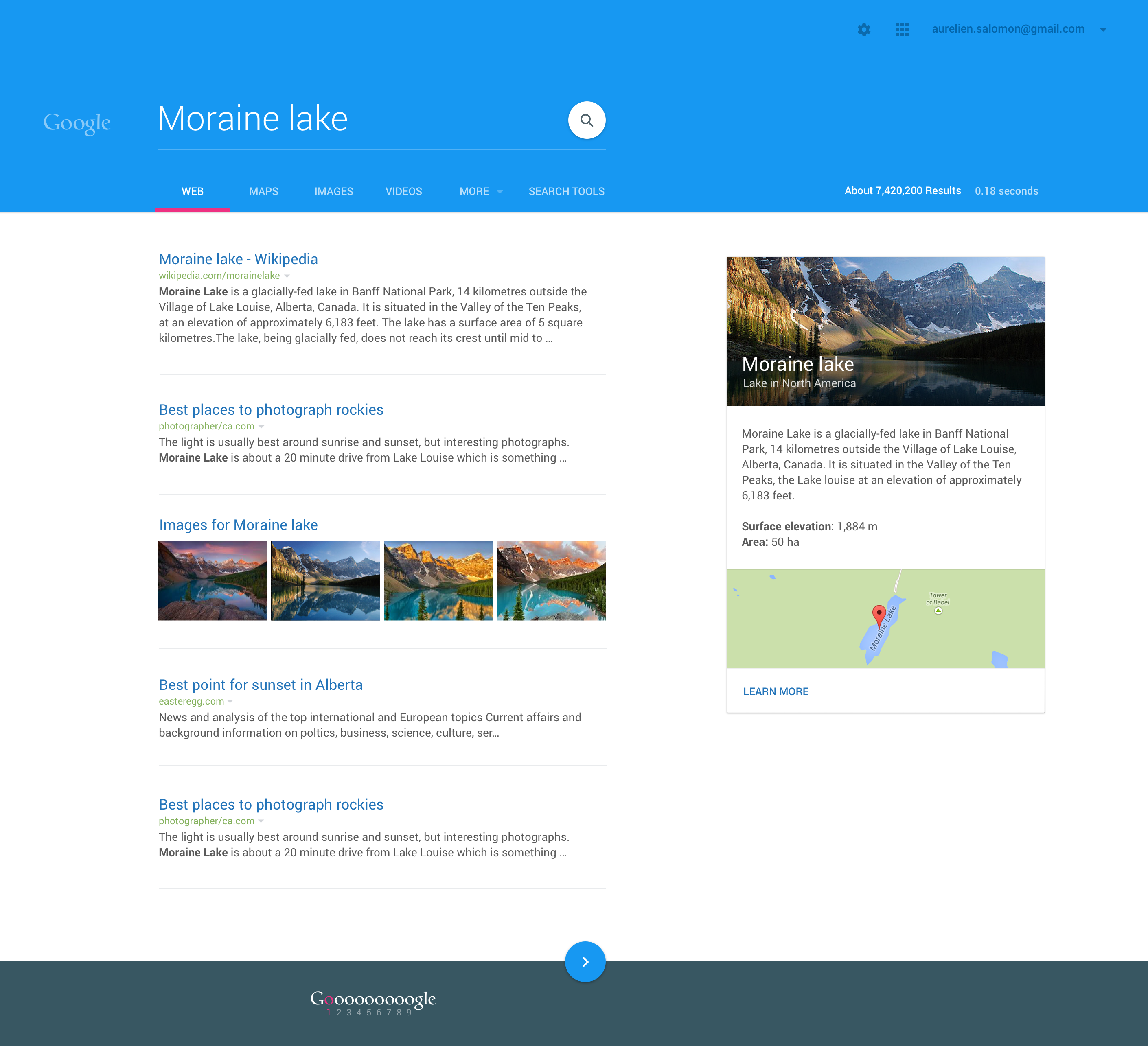 Google material exploration 1