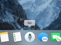 Siri dock