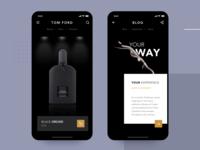 Luxury Perfume App