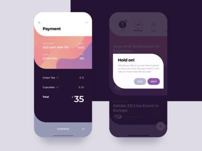 Payments & alerts