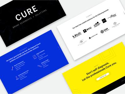CURE Web Design