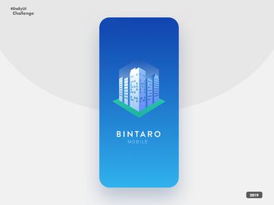 #Dailyuichallenge - Bintaro Mobile 1