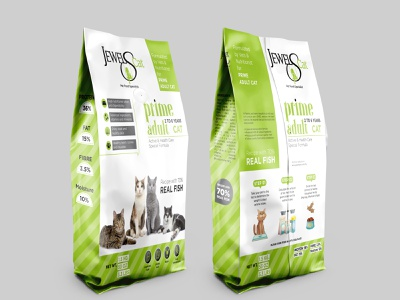 Pet Food Packaging Design graphic pouch packaging pouch packaging design packaging photoshop illustrator graphicdesign design graphic design branding agency branding