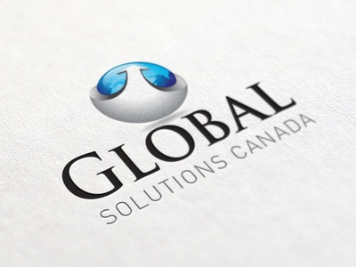 Global Solution Canada Logo Desig