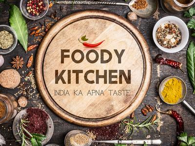 Foddy Kitchen Branding