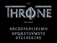 Throne vector alphabet