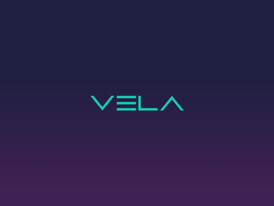 Vela connect telecom logo vela