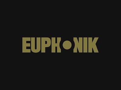 Euphonik 2017 Logo gold logo dj euphonik