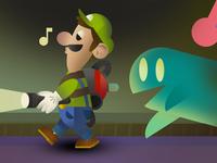 watch out Luigi!